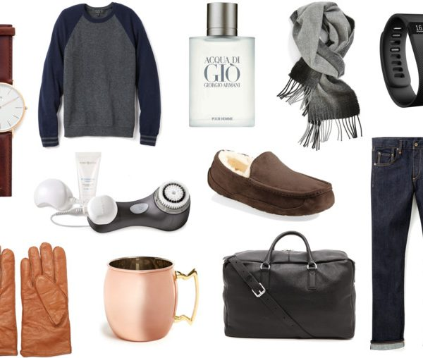 Gift Guide // For Him