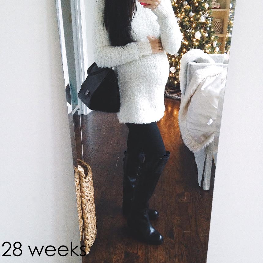 """28 Week """"Bumpdate"""""""