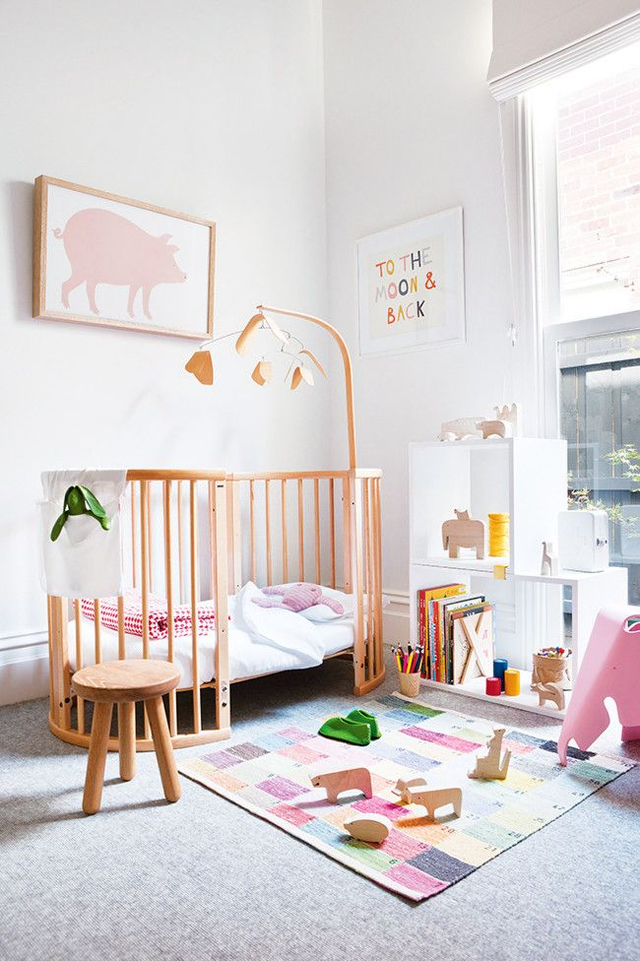 Nursery Inspiration: It's A Girl