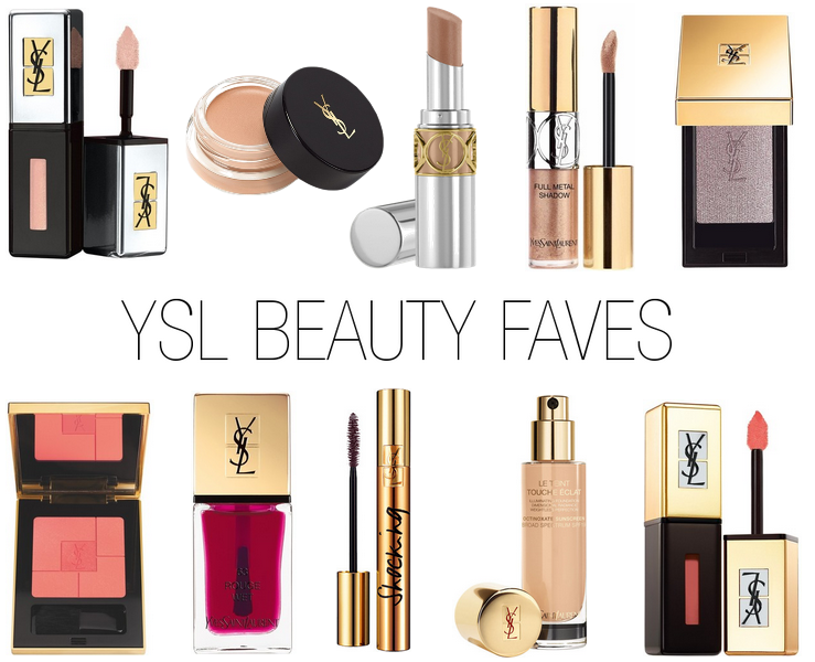 YSL Exclusive Beauty Collection