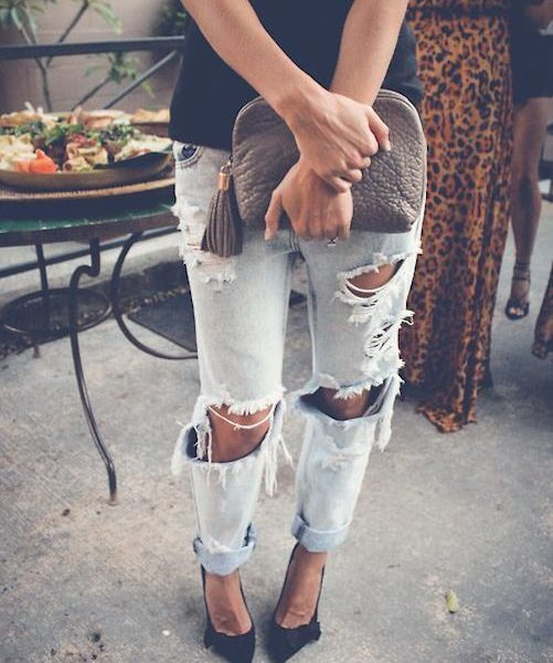 Best of: Boyfriend Jeans