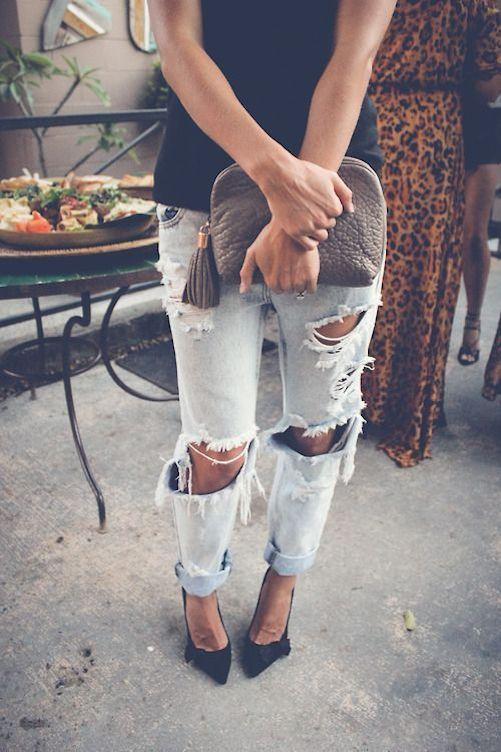 Best of: Boyfriend Jeans
