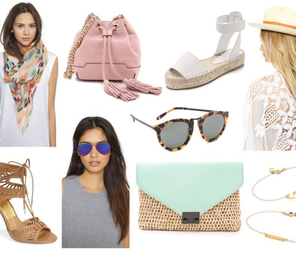 Accessorizing for Spring
