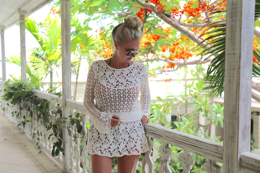 Lacey Coverup