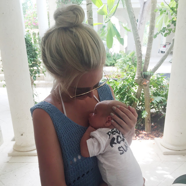 Tips For Traveling With An Infant