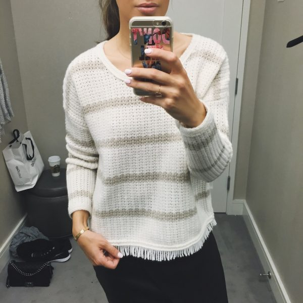 From the Fitting Room