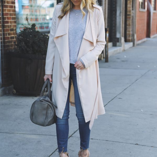 Top 5 Spring Trench Coats