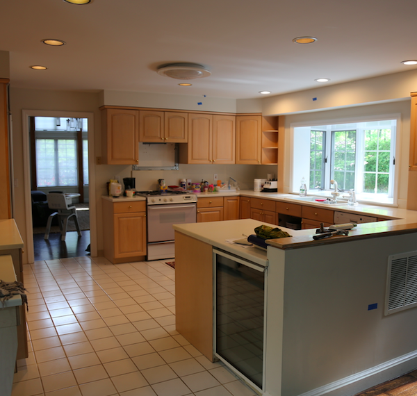 Renovation Realities: My Kitchen