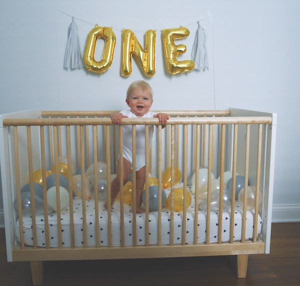 Camden is One!