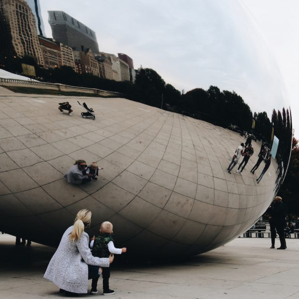 Day at The Bean