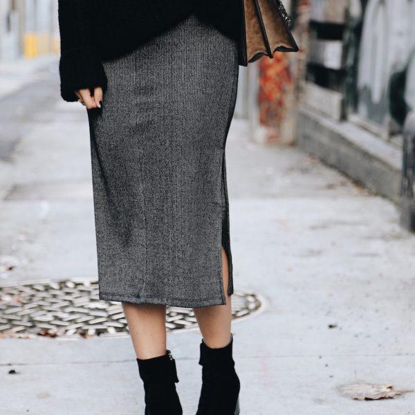 Slip Skirt in Seattle