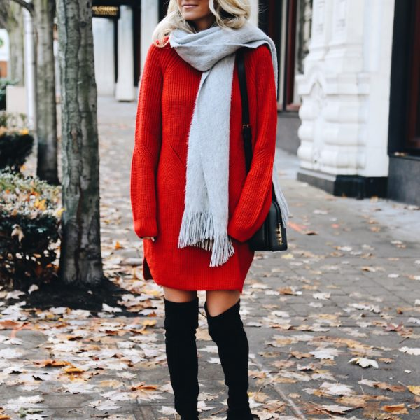 Red For The Holidays