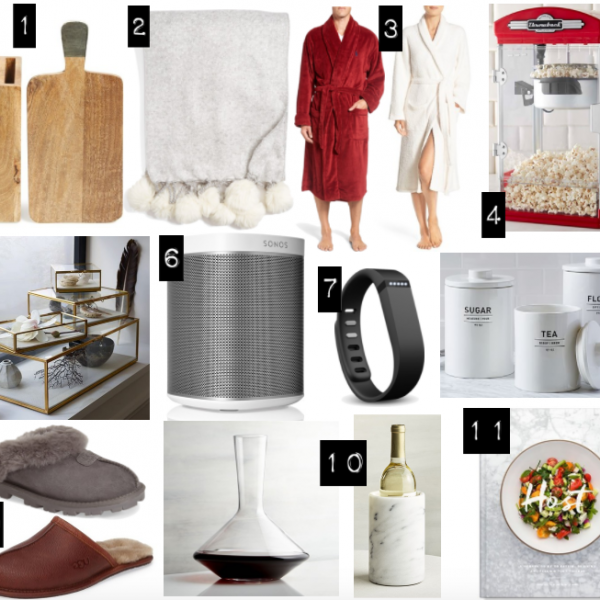 Gift Guide: For Parents & In-Laws