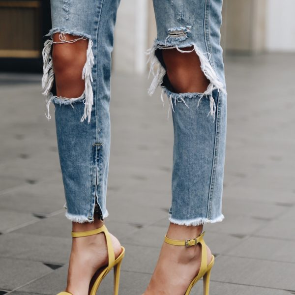 My Go-To One Teaspoon Jeans