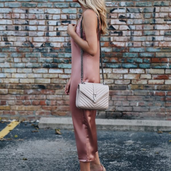 The Prettiest Pink Slipdress