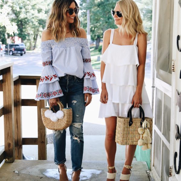 Two Easy Summer Looks
