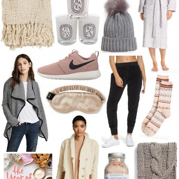 Gift Guide: For the Girl Who Loves To Be Comfy