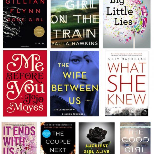 10 Books We Love
