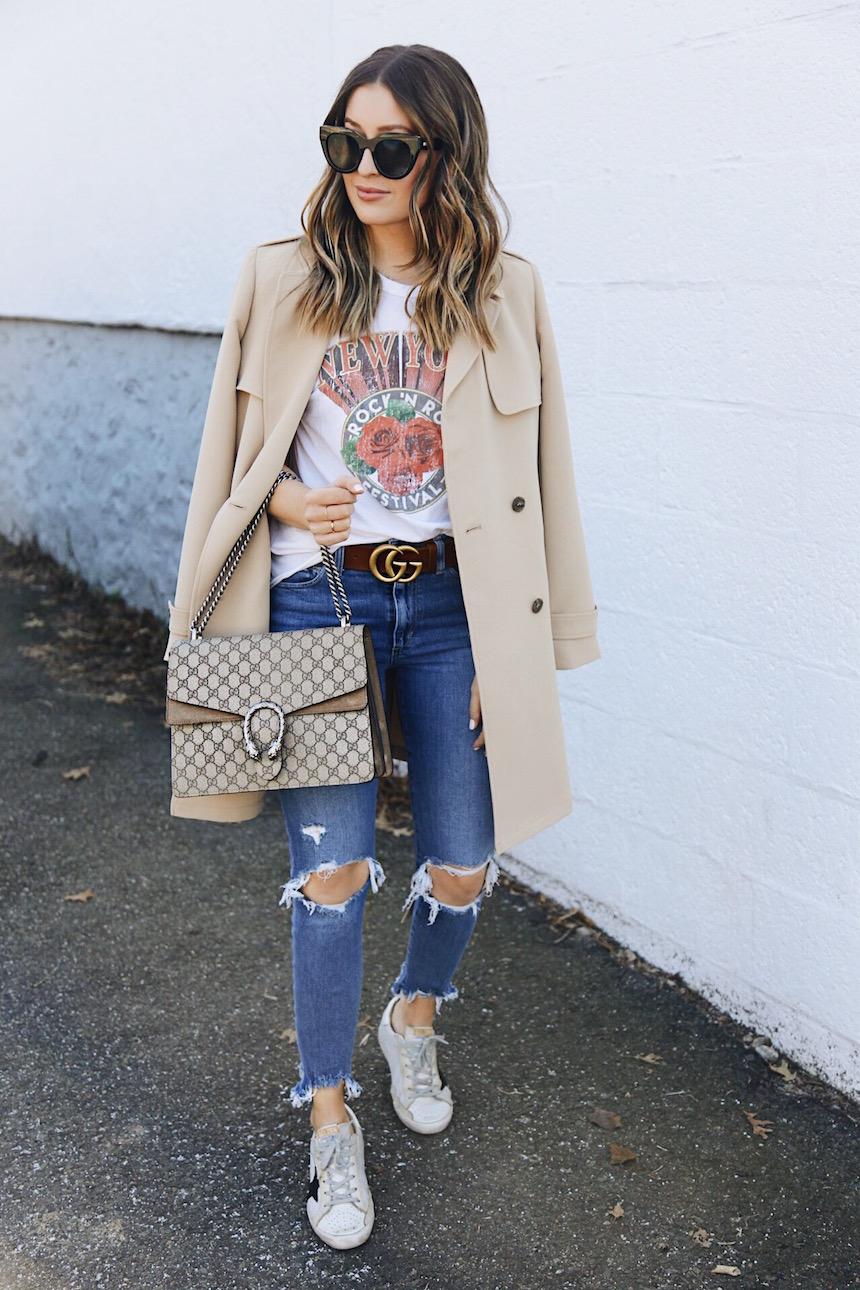 5f4731e87 belt | sneakers | bag | Le Specs sunglasses …
