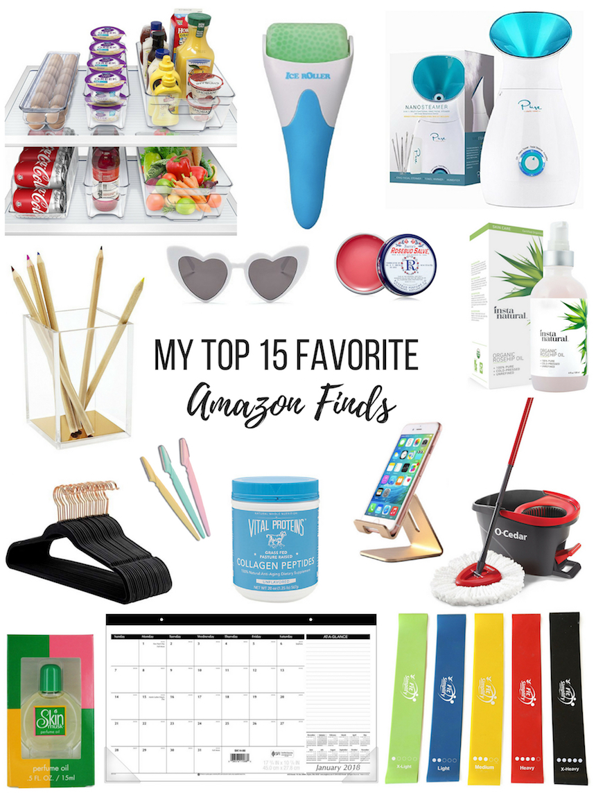 Amazon Favorites & What's In My Cart