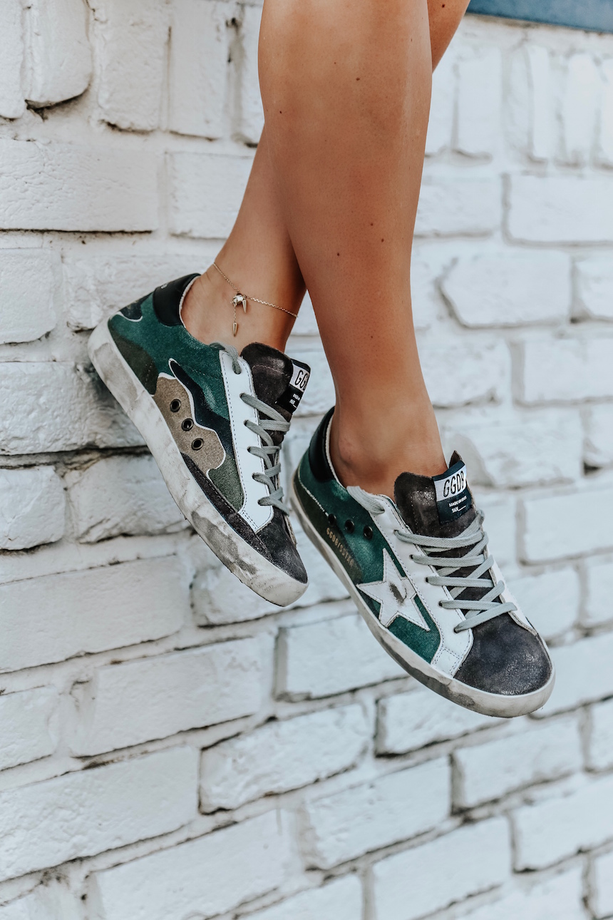 Golden Goose Sneakers - Somewhere, Lately