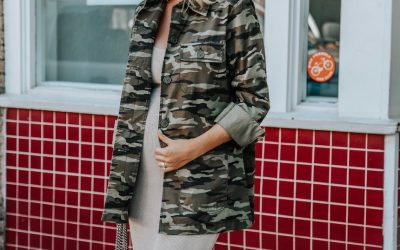 A Camo Utility Jacket for $50