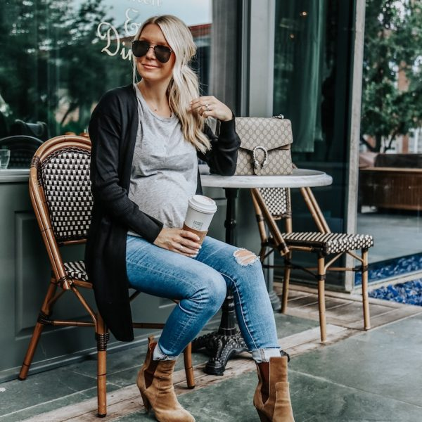 Maternity Jeans I'm Loving