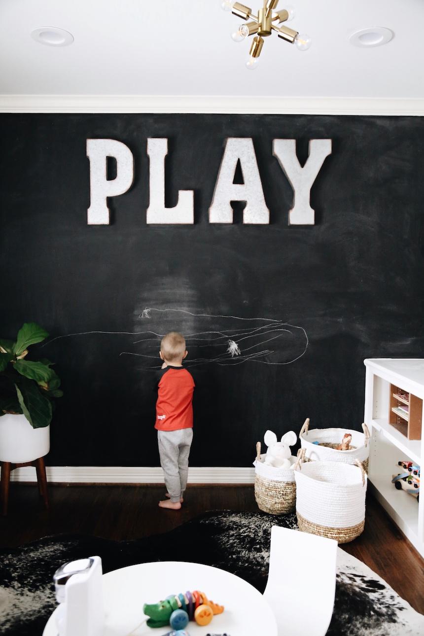 Play Room Refresh