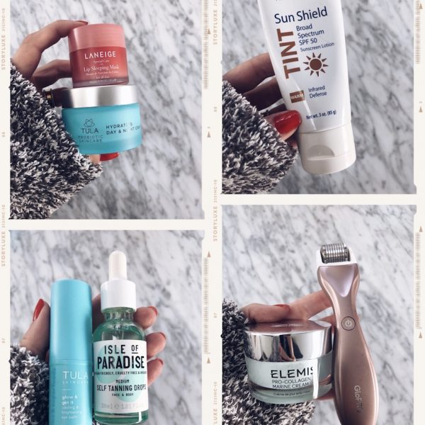 My Current Skincare Routine (Brooke)