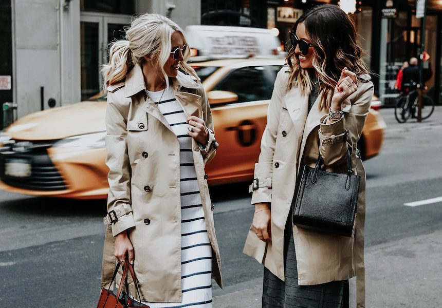 Two Versatile Pieces For Spring