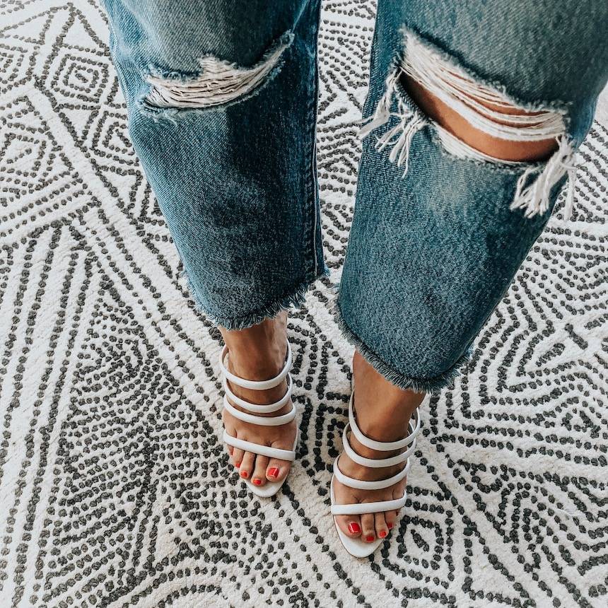 10 Pairs Of (Affordable) Sandals In Our Closet