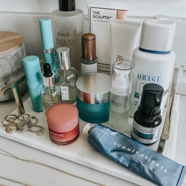 My Current Skincare Routine (Meggan)