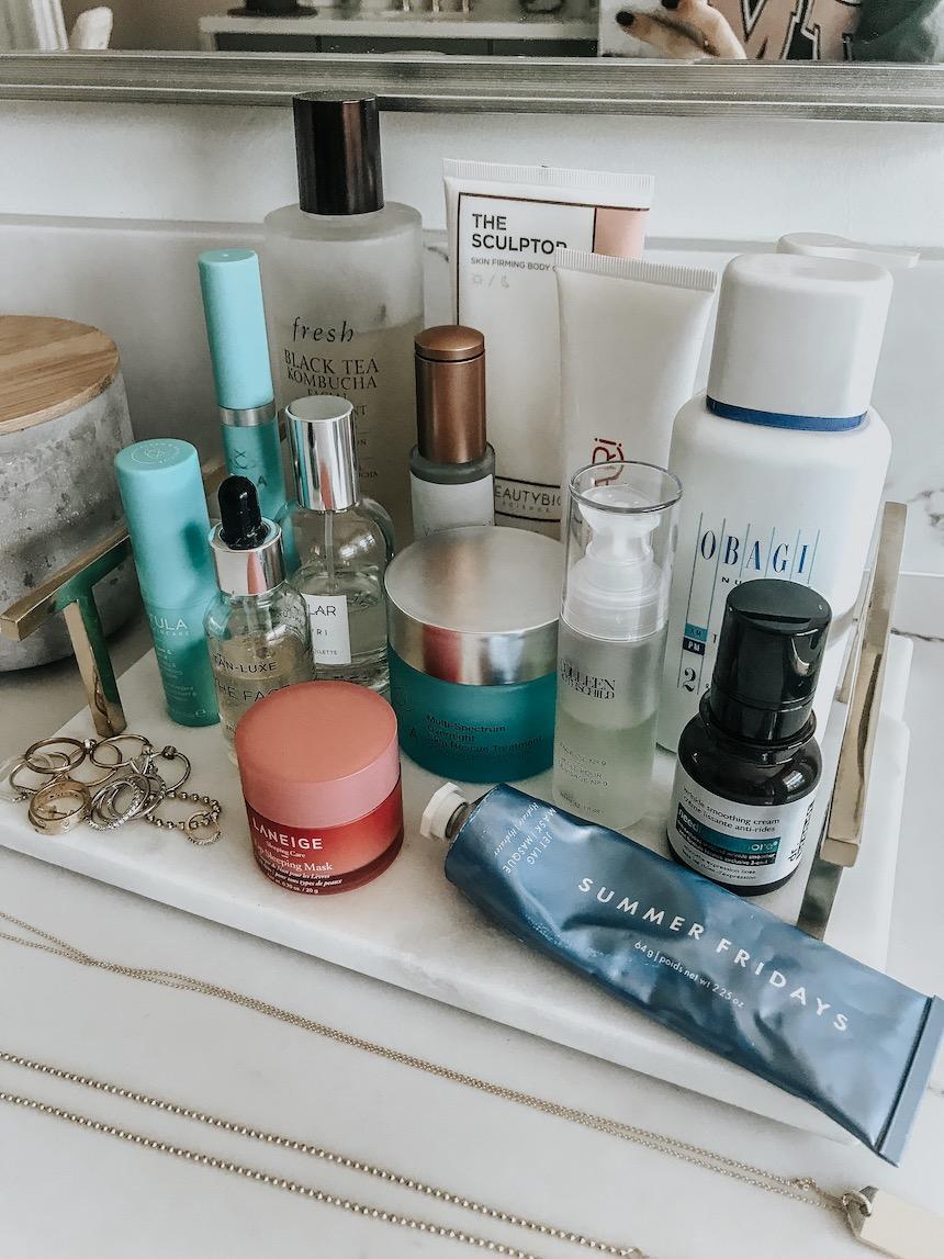 My Current Skincare Routine (Meggan)