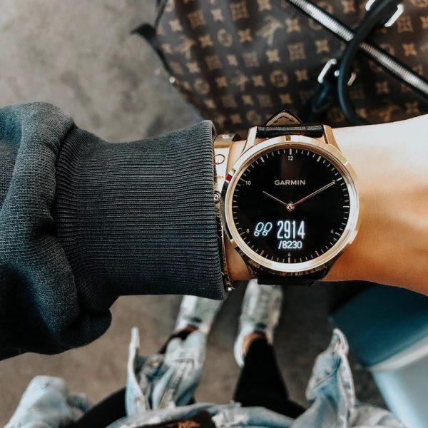 A Sleek New Smartwatch