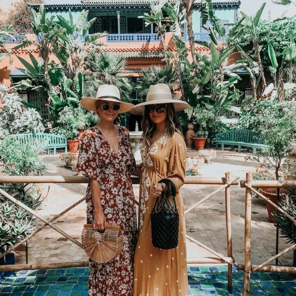 What We Wore In Morocco
