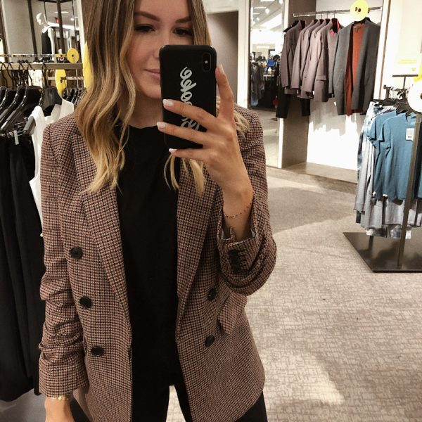 Nordstrom Anniversary Sale Fitting Room Try-On & What I Bought