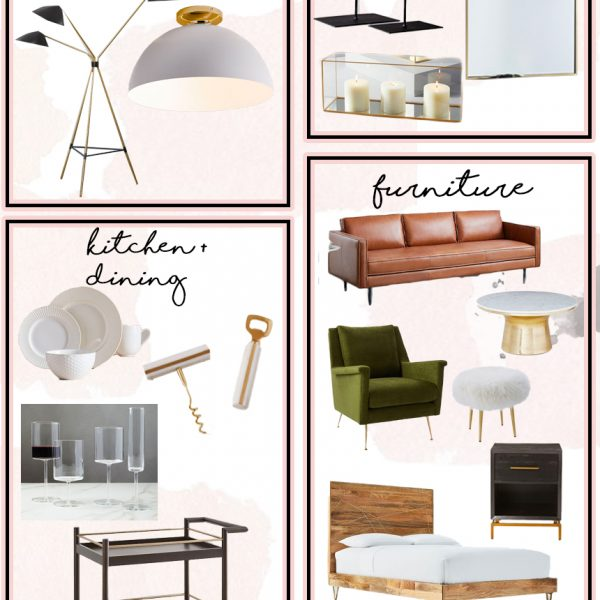 West Elm Favorites