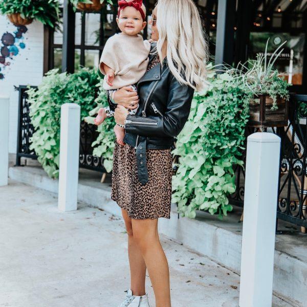 A $20 Leopard Dress!