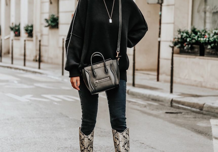 Best Of: Snakeskin Boots & Booties