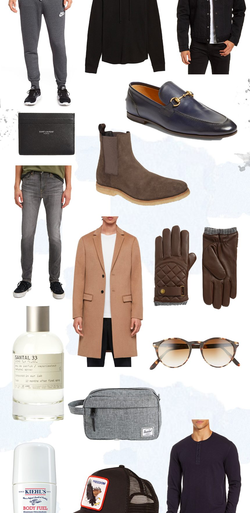 Gift Guide For Him: Our Husbands Picks