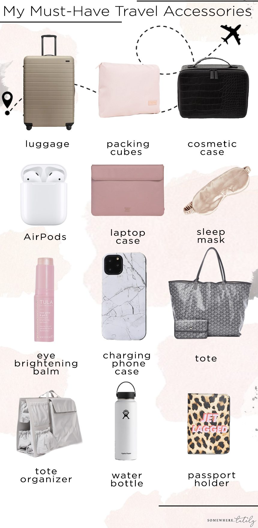 Meggan's Must-Have Travel Accessories