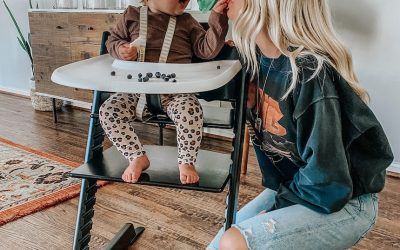 Mila's Big Girl High Chair