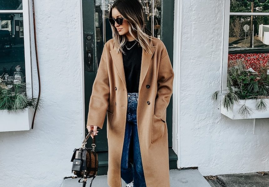 An Easy Weekend Outfit