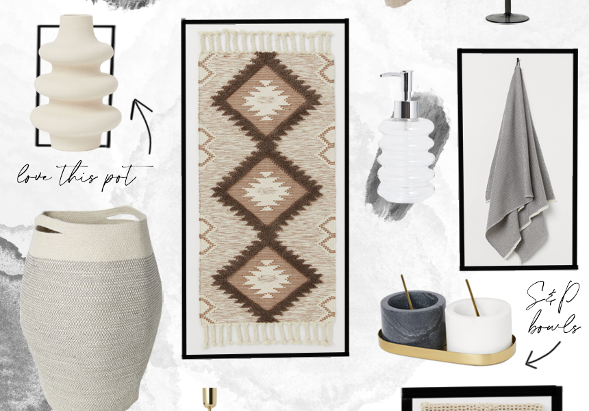 H&M Home Finds