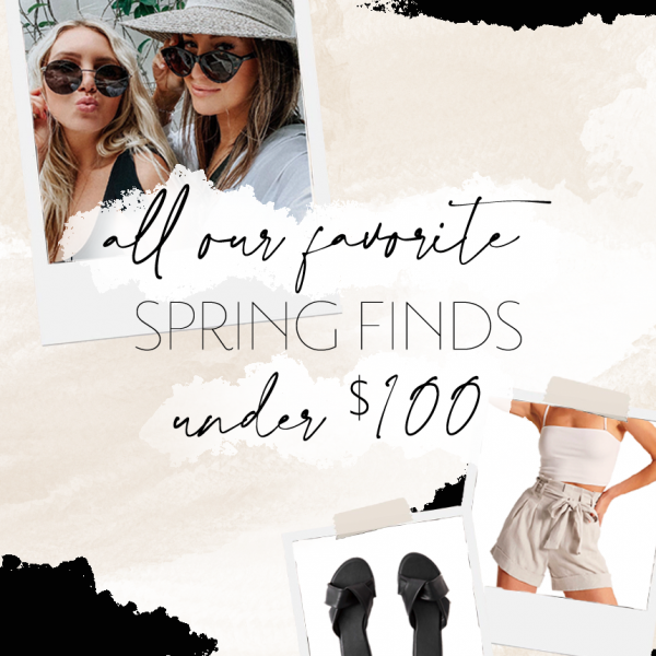 Spring Finds Under $100