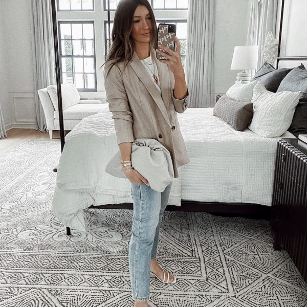 An Easy Work-From-Home Outfit