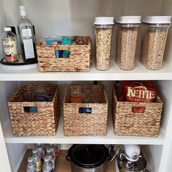 My Pantry Makeover: Before & After